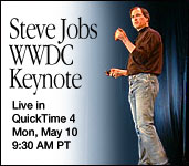 Live Webcast by Apple